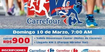 10Km CARREFOUR