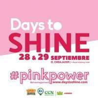 Days to Shine - Du 28 septembre 2018 10:00 au 29 septembre 2018 17:00