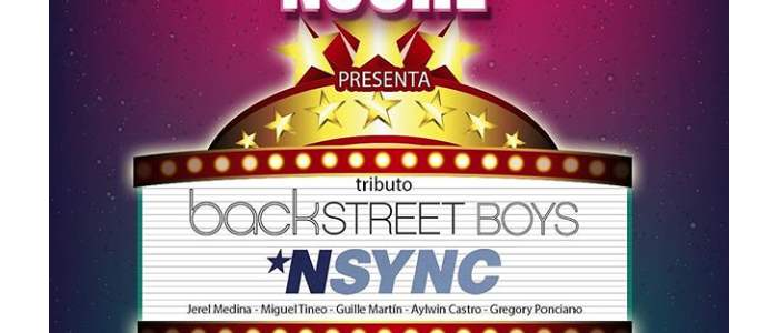 tributo a Back Street Boys